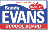 Evans for School Board