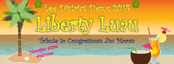 2014 LeeDems Luau